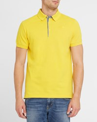 The North Face Yellow Pr Polo Shirt