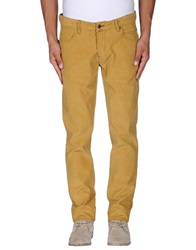 Michael Bastian Casual Pants Ocher