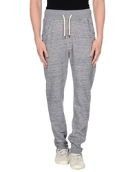 Bowery Casual Pants Grey