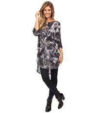 Xcvi Giuliana Top Palette Wash Rock Women's Clothing Black