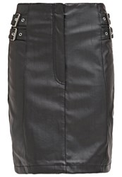Noisy May Nmdaisy Mini Skirt Black