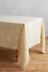 Anthropologie Clever Creature Tablecloth Gold