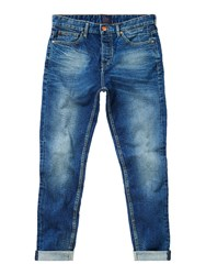 Criminal Men's Slater Slim Fit Indigo Jean Indigo