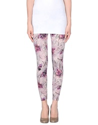 Blumarine Underwear Leggings Light Pink