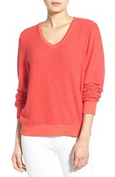 Wildfox Couture Women's Wildfox V Neck Pullover