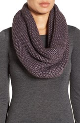 Eileen Fisher Women's Hand Knit Infinity Scarf Mauve