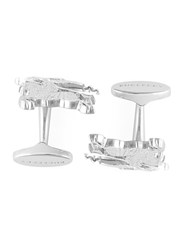 Burberry Knight Cufflinks Metallic