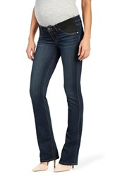 Women's Paige Denim 'Transcend Manhattan' Bootcut Maternity Jeans Nottingham