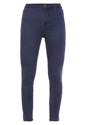 New Look Petite Kings Slim Fit Jeans Mid Grey Grey Denim
