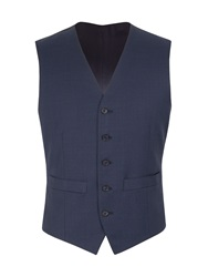 Racing Green Tailored Fit Suit Blue