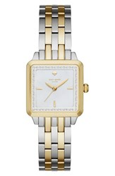 Kate Spade Women's New York 'Washington' Square Bracelet Watch 25Mm