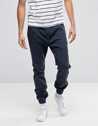 Cheap Monday Dropped Elastic Jeans Black Fade Black Fade