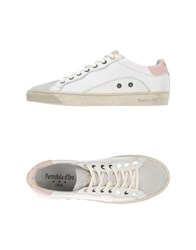 Pantofola D'oro Footwear Low Tops And Trainers Women Light Grey
