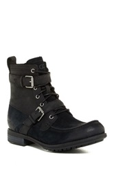 Ugg Olmsted Genuine Sheepskin Lined Boot Black