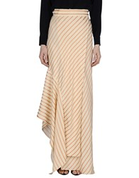 Escada Sport Skirts Long Skirts Women Apricot