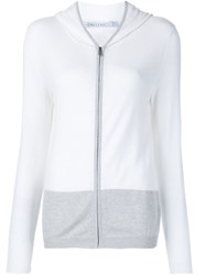 Callens Tracksuit Hooded Sweater White
