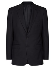 Aquascutum London Twill Jacket Navy