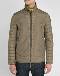 Parajumpers Army Green Giuly Light Down Jacket