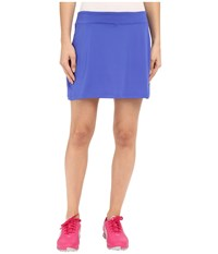 Puma Solid Knit Skirt Dazzling Blue Women's Skort