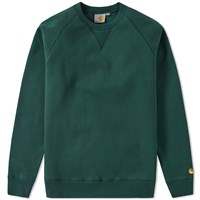 Carhartt Chase Sweat Green