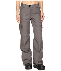 686 Glcr Geode Thermagraph Pants Steel Rip Stop Women's Casual Pants Olive