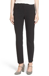 Halogenr Petite Women's Halogen 'Taylor' Ankle Skinny Pants Black