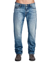 Cult Of Individuality Mccoy Straight Jeans Blue