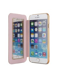 Ted Baker Shannon Metallic Iphone 6 Case Rose Gold