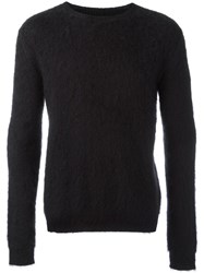 N 21 No21 Crew Neck Jumper Black