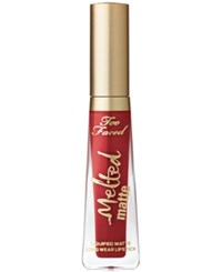 Too Faced Melted Matte Liquid Lipstick True Red