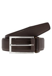 Tiger Of Sweden Belgravia Belt Dark Brown