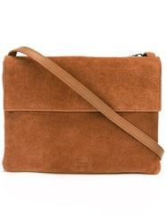 Hope 'Bring' Cross Body Bag Brown