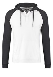 Your Turn Long Sleeved Top White Black