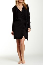 Joe's Jeans Lux Robe Black