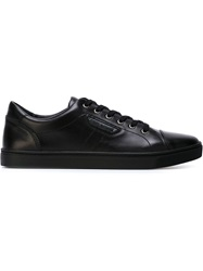 Dolce And Gabbana 'Split' Sneakers Black