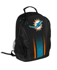Forever Collectibles Miami Dolphins Prime Time Backpack Aqua