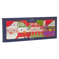 John Lewis Mini Christmas Hats Charity Christmas Cards Pack Of 24