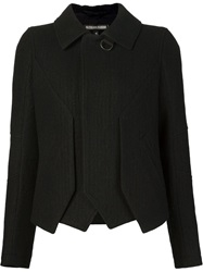 Alexandre Plokhov Layered Jacket Black