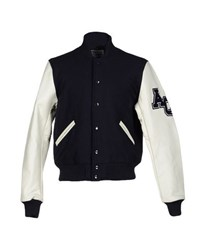 American College Coats And Jackets Jackets Men Dark Blue