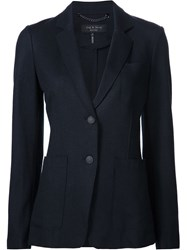 Rag And Bone Rag And Bone 'Gilbert' Blazer Blue