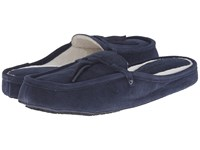 Patricia Green Greenwich Navy Women's Slippers
