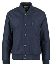 Lee Bomber Jacket Bomber Jacket Navy Darkness Dark Blue