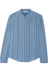 Jill Stuart Romina Striped Cotton Top
