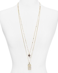 Dylan Gray Layered Double Strand Necklace 34 Bloomingdale's Exclusive