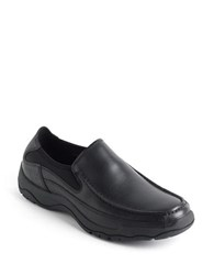Timberland Mt. Kisco Leather Loafers Black