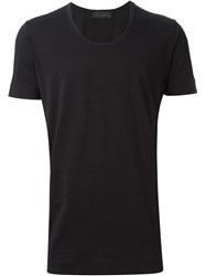 Diesel Black Gold Scoop Neck T Shirt