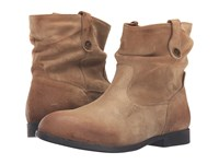 Birkenstock Sarnia Taupe Waxed Suede Women's Boots
