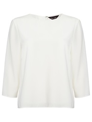 Phase Eight Hannah Blouse Ivory