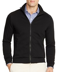 Ralph Lauren Full Zip Track Jacket Black