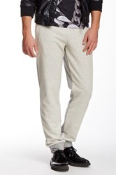 Versace Contrast Sweatpant Gray